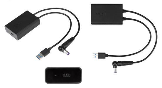 Targus, ACA42AUZ, USB-C, Demultiplexer, Adapter, (3-pin), -, DL, type,