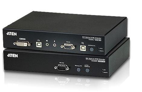 Aten, (CE680-AT-U), DVI, Optical, KVM, Extender,