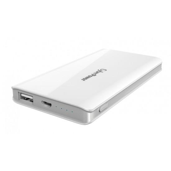 CyberPower, CP15000PEG-WG, -, Classic, PowerBank, -, 15000mAH, -, White,