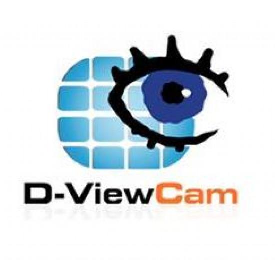 D-Link, DCS-220, D-ViewCam, Professional, -, 32, Channel, Licence,
