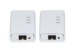 D-Link, DHP-309AV, PowerLine, AV+, Mini, Network, Starter, Kit,
