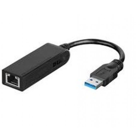 D-Link, DUB-1312, USB, 3.0, to, Gigabit, Ethernet, Adapter,