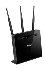 D-Link, DVA-2800, Dual, Band, Wireless, AC1600, ADSL2+/VDSL2, Modem, Router, with, VoIP,