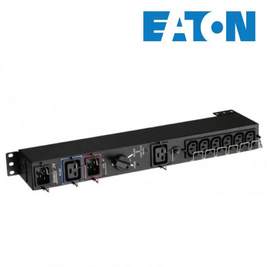 Eaton, Evolution, HotSwap, Maintenance, Bypass, 16A, IEC, outlets,