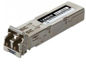 Cisco, (MGBSX1), 1000BASE-SX, SFP, Transceiver, (MMF, 850nm, 550m, LC),