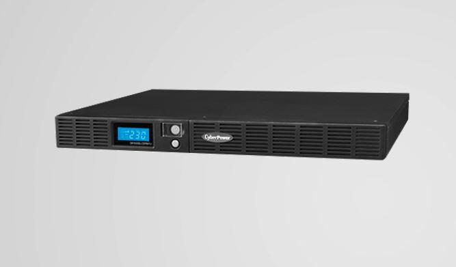 CyberPower, Smart, App, Office, Rackmount, Series, LCD, 1500VA, /, 900W, 1U, Line, Interactive, UPS(OR1500ELCDRM1U), 2, Yrs, Adv., Rep, &,