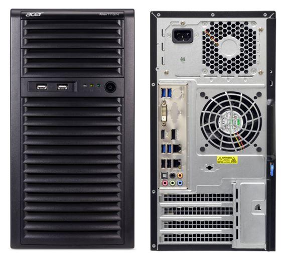 Acer, P130, F4, Workstation, -, Intel, Xeon, E3-1225v6, 1, x, 16GB, 512GB, SSD, +, 2TB, Enterprise, HDD, 2GB, Quadro, P400, DVDRW,