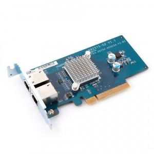 QNAP, Dual-port, 1GbE, network, expansion, cards,