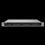 QNAP, TS-453BU-2G, 4-Bay, NAS, Intel, Celeron, Apollo, Lake, J3455, quad-core, 1.5GHz, (up, to, 2.3GHz), 2GB, DDR3L, SODIMM, RAM, -, Whil,