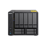 QNAP, TS-932X-8G, 9-Bay, NAS, AL324, 64-bit, quad-core, 1.7GHz, 8GB, DDR4, SODIMM, RAM, (1, x, 8GB, max, 16GB), 5, x, 3.5, and, 4, x, 2.5,