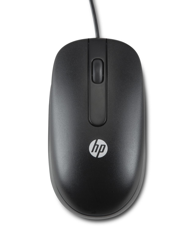 Hewlett-Packard, USB, 1000dpi, Laser, Mouse,