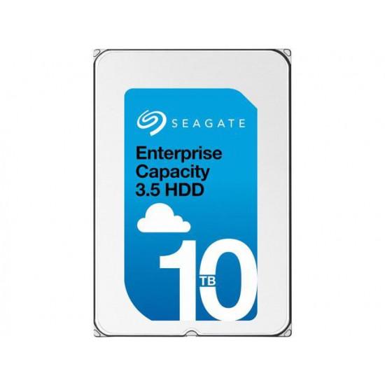 Seagate, SEAGATE, HELIUM, ENT, CAP, 10TB, 3.5IN, SATA, 6GB/S, 7200RPM, 256MB, CACHE, 512E,