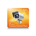 Synology, Camera, License, (1, Surveillance, Camera),