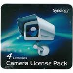Synology, Camera, License, (4, Surveillance, Cameras),