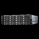 QNAP, TS-1253U, 4G, 12, Bay, Hotswap, NAS-, Intel, Celeron, 2.0G, Quad, Core, 4Gb, DDRIII, (up, to, 8Gb), Single, PSU, iSCSI, 4, giga, LA,