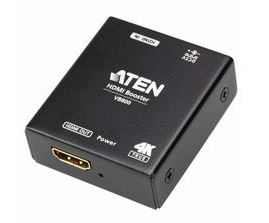 Aten, (VB800-AT-U), ATEN, HDMI, True, 4K, Booster;, HDMI, 2.0;, HDCP, 2.2;, HDR., Support, up, to, 10m@4K@60Hz(4:4:4, 8bits);, 20m@1080p,