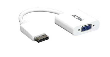 Aten, (VC925-AT), DisplayPort(M), to, VGA(F), Adapter,