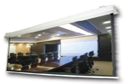 Dinon, Professional, IN, Series, In-Ceiling, Electric, Screen, 110, (2.2m, *, 1.67m),