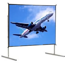 Dinon, Budget, Portable, Screen, 100, (2m, *, 1.5m), 4:3,
