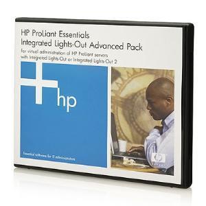 HP, Enterprise, iLO, Adv, 1-Svr, incl, 1y, TS&U, SW,