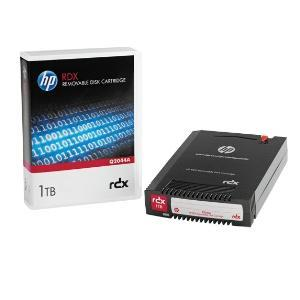 HP, Enterprise, RDX, 1TB, REMOVABLE, DISK, CARTRIDGE,