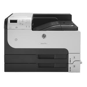 HP, LaserJet, Enterprise, 700, M712N, Mono, A3, Laser, Printer,