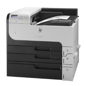 HP, LaserJet, Enterprise, 700, M712XH, Mono, A3, Laser, Printer,