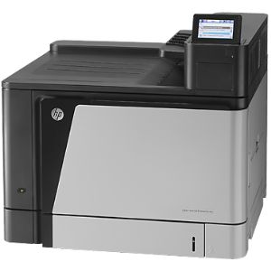 HP, LaserJet, Enterprise, M855dn, A3, Colour, Laser, Printer,