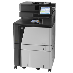 HP, LaserJet, Enterprise, flow, M880z+, Wireless, Direct, MFP, Colour, A3, Printer,