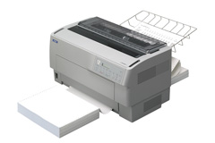 Epson, DFX-9000, High, Speed, Wide, Dot, Matrix, Printer,