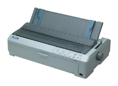 Epson, FX-2190, 9, PIN, 680cps, 136, Column, Wide, Dot, Matrix, Printer,
