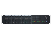 Australian, Monitor, 8, ch, stereo, mixer., 8, stereo, or, XLR, balanced, inputs., Individually, switc,