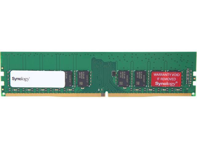 Synology, 8GB, ECC, DDR4, DRAM, MODULE, for, RAM, module, for, RS3618xs, RS3617xs+, RS3617RPxs, RS4017xs+, RS1619xs+, UC3200,