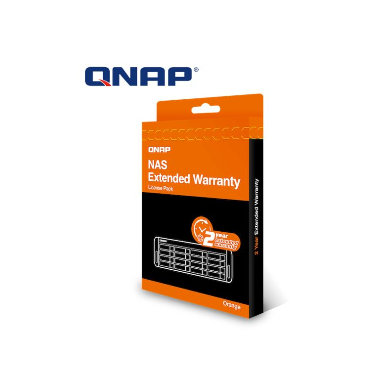 QNAP, Extended, Warranty, From, 3Y, to, 5Y, -, ORANGE, Electronic, Copy,