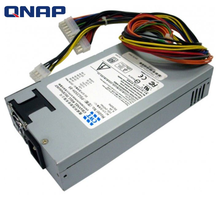 QNAP, SP-5BAY-PSU, 250W, Power, Supply, Unit, for, 5, Bay, TS-509, Pro, TS-409U, VS-5012/5008, NAS, Units,
