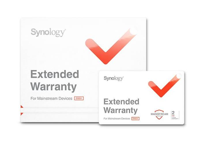 Synology, EW201, 2, years, extended, warranty, for, DS1517+, DS1817+, DS1517, DS1817, DX517, NVR1218, VS960HD, DS1618+, only., M,