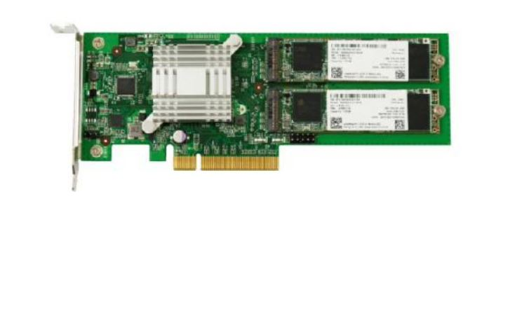 Synology, M2D18, PCIe, Adapter, card.,
