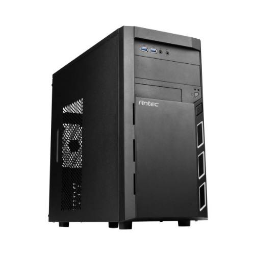 Antec, VSK3000, ELITE, Micro, ATX, Case.1x, 5.25, External., 4x, 3.5, Internal, 2x, USB, 3.0, Two, Years, Warranty,