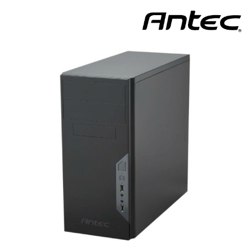 Antec, VSK3500E-U3, mATX, Case, with, 500w, PSU., 2x, USB, 3.0, Thermally, Advanced, Builder, s, Case., 1x, 92mm, Fan., Two, Years, Warranty,