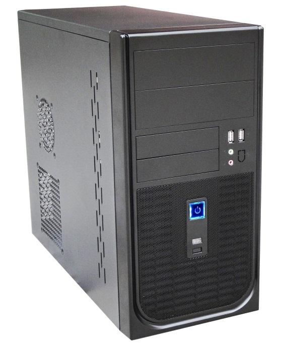 Aywun, 202, mATX, Business, Corporate, Case, with, 500w, PSU., 24PIN, ATX, 8PIN, EPS, 1x, USB3+1x, USB2, HD, Audio., 2, Yrs, Warranty, (LS,
