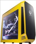 BitFenix, Aegis, Case, w/Display, Yellow, Colour, mATX, Case, NO, PSU, (LS),