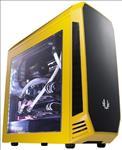BitFenix, Aegis, mATX, case, Black, with, Yellow., Supports, Std, PS2/ATX, PSU, (LS),