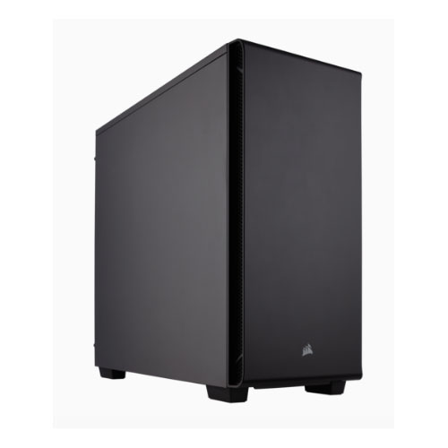 Corsair, Carbide, 270R, Solid, ATX, Mid-Tower, Case., Value, Office, and, System, Build,