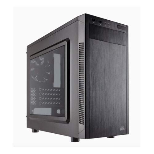Corsair, 88R, mATX, Mid-Tower, Case, USB3.0+2.0, 1x12cm, Fan,