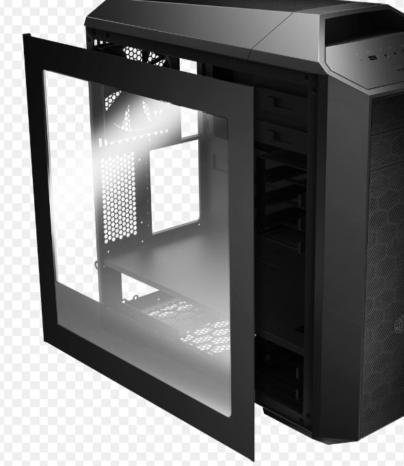 Coolermaster, Mastercase, 5, Window, Side, Panel, upgrade, kit, (LS, Window, Panel, Only., No, case!),
