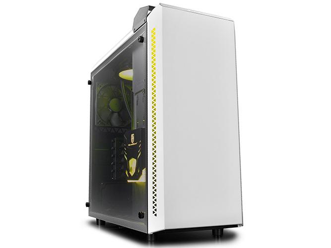 Deepcool, Baronkase, Case, Liquid, Cooling, System, White, Colour, Intel, LGA20XX/LGA1366/LGA115X, AMD, 140W, AM4, AM3+, AM3, AM2+, AM2,