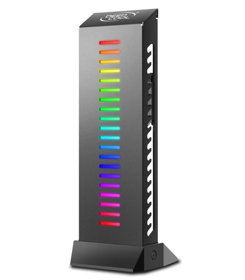 Deepcool, GH-01, A-RGB, Customizable, Addressable, RGB, LED, Lighting,