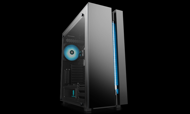 Deepcool, Gamerstorm, NEW, ARK, 90MC, E-ATX, Tower, Case, With, Integrated, Liquid, Cooling, Aura, Sync, RGB, Fusion, Mystic, Light,