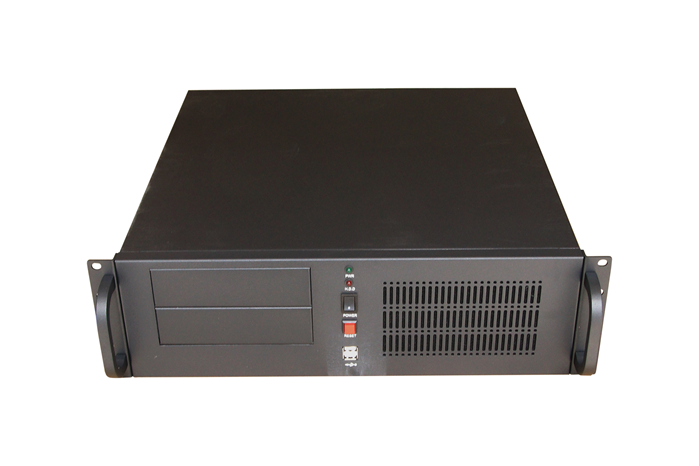 TGC, Rack, mountable, Server, Chassis, 3U, 450mm, Depth, 2x, Ext, 5.25, Bays, 7x, 3.5, Int, Bays., 5x, Full, Height, PCIE, Slots, ATX, PS,