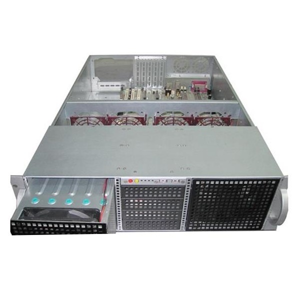 TGC, Rack, Mountable, Server, Chassis, 3U, 650mm, Depth, with, 14x3.5, HDD, cages, and, ATX, PSU, Window, -, no, PSU,